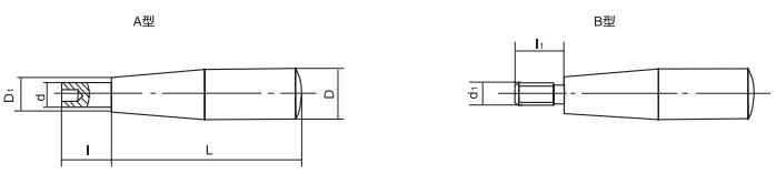 HY8310.1手柄结构图