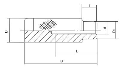 HY8310.1-1手柄结构图
