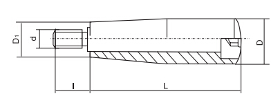 HY8310.4-1转动长手柄结构图
