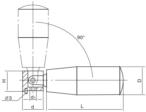 HY8310.11可折手柄结构图
