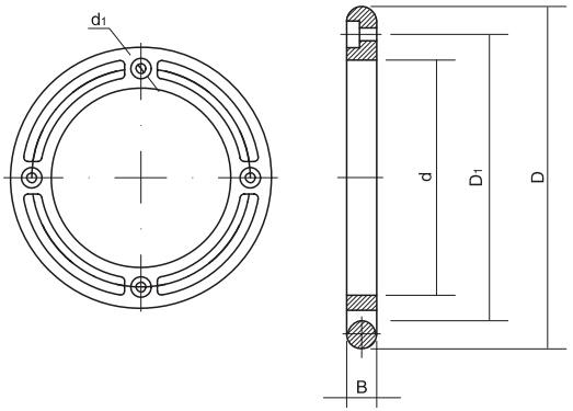 HY8313.34圆轮缘内手轮结构图