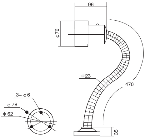 JD-02工作灯结构图