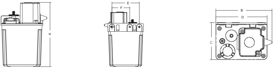 HY8318.3自动间歇润滑泵结构图