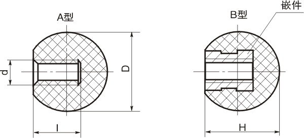HY8311.1手柄球结构图