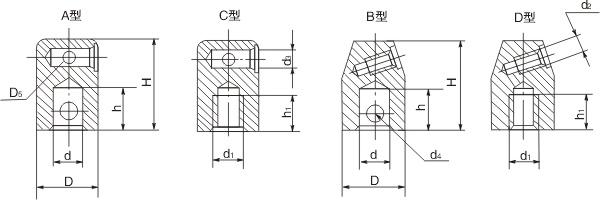 HY8312.1手柄座结构图