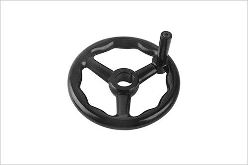 手轮的主要分类以及天然橡胶手轮的特点