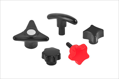 Main Classification and Characteristics of Clamping knobs
