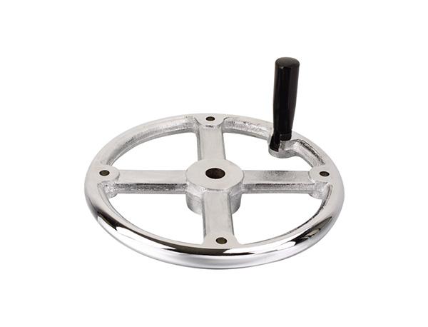 圆轮缘外手轮